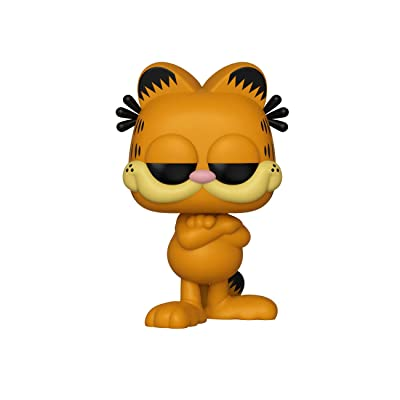 Funko Pop! Comics: Garfield - Garfield: Toys & Games