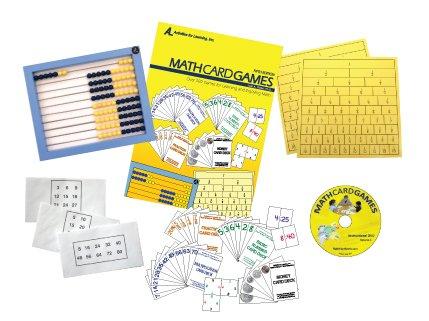 RightStart Mathematics Math Card Games Kit by RightStart Mathematics