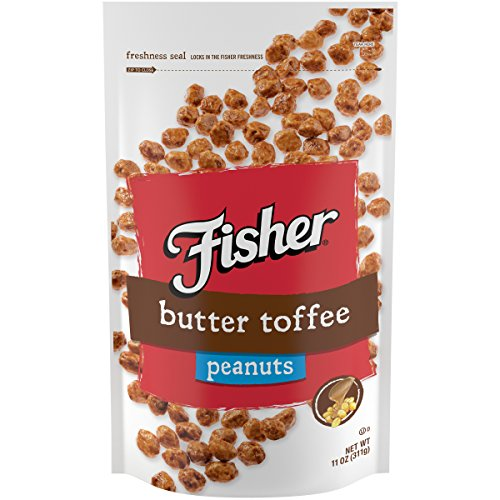 FISHER Snack Butter Toffee Peanuts product image
