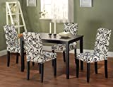 Cheap Sophia 5-piece Parson Dining Set