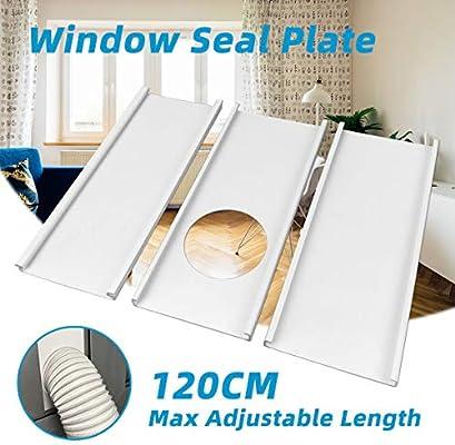 Jeacent Kit de placas de sellado para ventana de aire ...