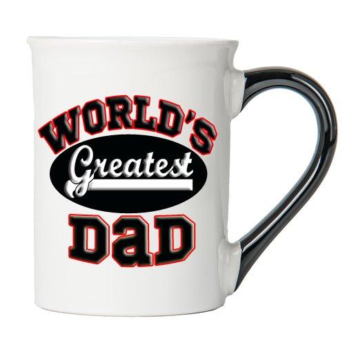 Tumbleweed 'World's Greatest Dad' 20. Oz (Approx.) Family Mug