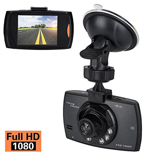 Digital Camera Car - Dash Cam MingAo 2.7