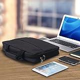 """JAKAGO 12"""" 13"""" 14"""" Laptop Bag Messenger Shoulder"""