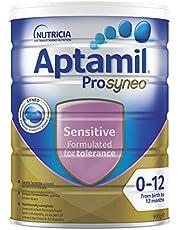 Aptamil Prosyneo Sensitive Infant Formula (for Birth to 12 Months Babies), 900 g