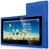 ZeepadA 7DRK Dual Core 4.2 Blue Android Tablet 7 Inch, Multi-Touch, Dual Camera, Wi-Fi (May 2014 BLU)