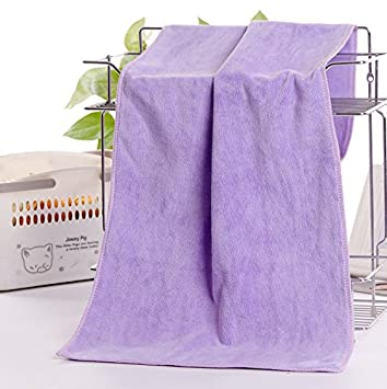TDLC - Toalla de salón de belleza para adultos, para aumentar la toalla absorbente de