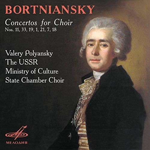Concerto for Choir No. 21