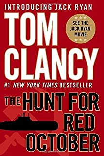 02249a54 The Hunt for Red October: A Novel: Tom Clancy: 8601300003894: Amazon ...