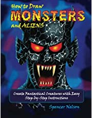 How to Draw Monsters and Aliens