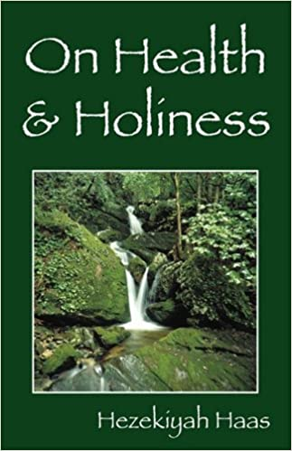 Book On Health & Holiness