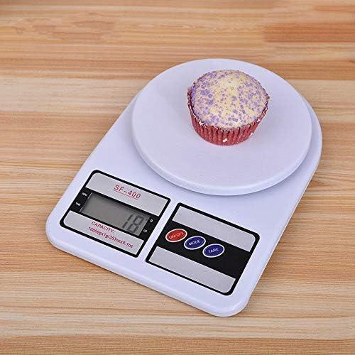 Bilance da Cucina Bilance pesapersone elettroniche Portatili Multifunzione da 10 kg Bilance da Cucina digitali LCD Cibo 0,01 g Precisione