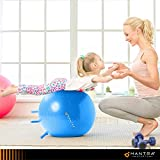 Yoga Ball for Kids Stability | Ideal Flexible