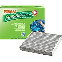 FRAM CF10285 Fresh Breeze Cabin Air Filter with Arm & Hammer