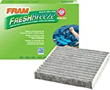 Image of FRAM CF10285 Fresh Breeze Cabin Air Filter with Arm & Hammer