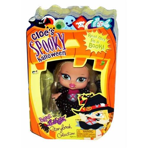 Bratz Babyz Storybook Cloe's Spooky Halloween