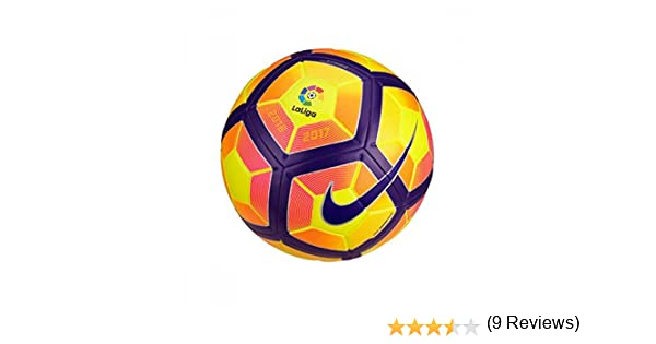NIKE Strike La Liga Balón, Unisex Adulto, Multicolor, 5: Amazon.es ...