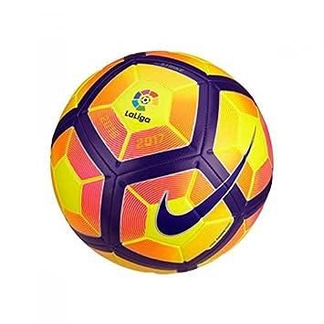 Nike Strike La Liga Balón, Unisex Adulto, Multicolor, 5: Amazon.es ...