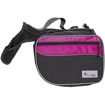 Amazon.com : Good2Go Pink Dog Backpack, X-Large, Pink / Gray : Pet ...