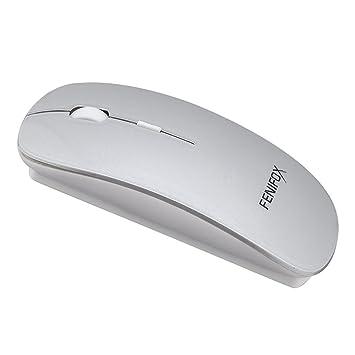 fenifox Bluetooth Maus, Mobile optische mit aufladbarem Lithium Akku ...