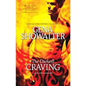 The Darkest Craving: Lords of the Underworld, Book 10 | Gena Showalter