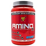 BSN Amino X, Blue Raspberry, 70 Servings Review