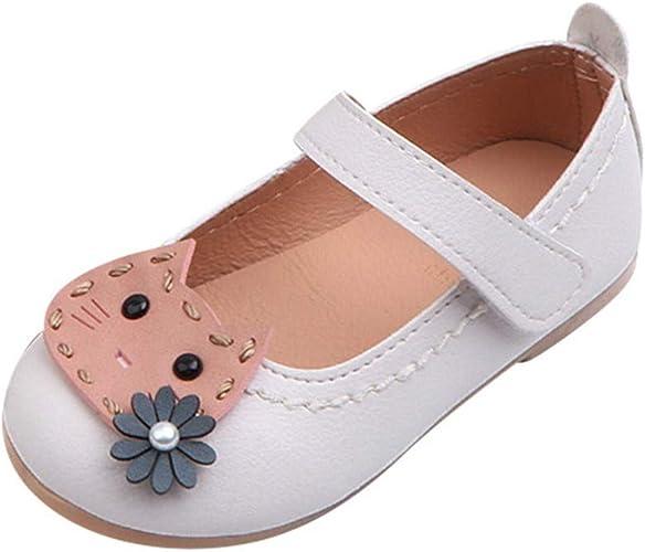 Bébé Baskets Enfants filles Bow Casual unique cuir pricness Chaussures