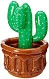 Inflatable Cactus Cooler (holds apprx 24 12 - Oz cans) Party Accessory (1 count) (1/Pkg)