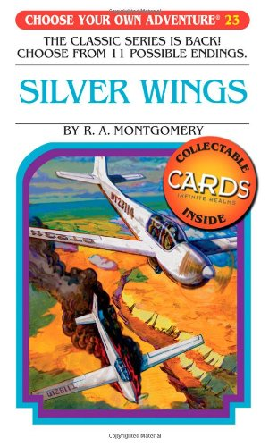Ebook Silver Wings Choose Your Own Adventure 23 Free Pdf