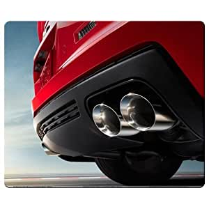 26x21cm / 10x8inch Gaming Mouse Pad smooth cloth + antiskid rubber portable Hot chevrolet car logo super