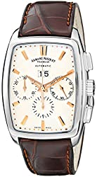 Armand Nicolet Men's 9638A-AS-P968MR3 TM7 Classic Automatic Stainless-Steel Watch