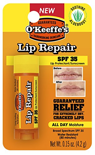 Buy chapstick for cracked lips