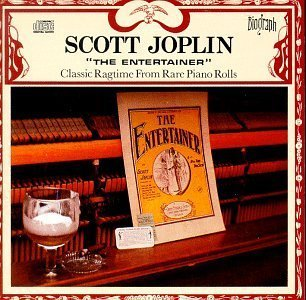 The Entertainer: Classic Ragtime From Rare Piano Rolls by Scott Joplin ()