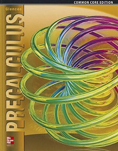 Precalculus, Student Edition (ADVANCED MATH CONCEPTS)