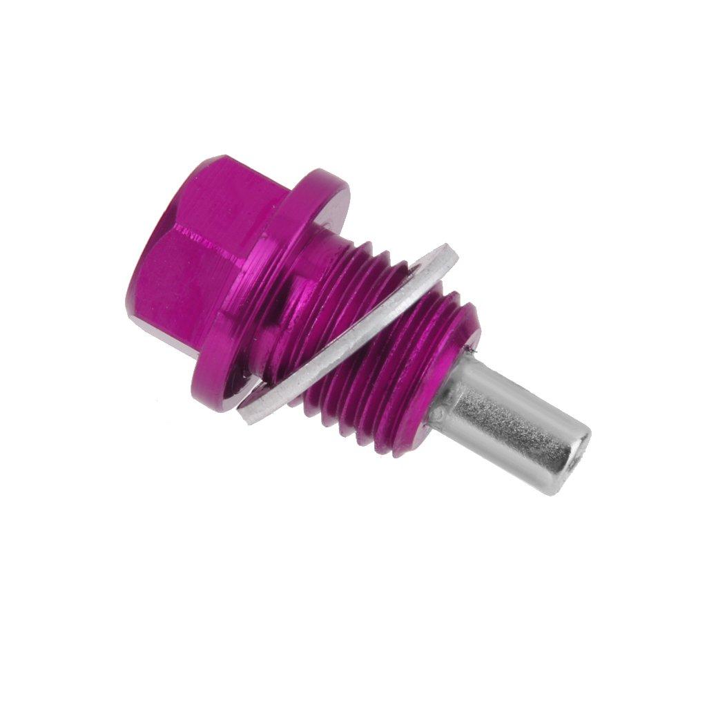 Hochwertige Magnetische /Ölablassschraube Magnet/ölablassschraube Motor/ölwanne Stecker non-brand gazechimp 2 STK