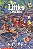 img - for The Littles Give A Party book / textbook / text book