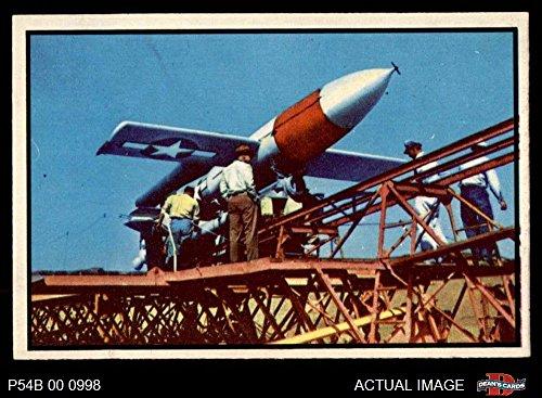 1954 Bowman Power for Peace # 72 Navy Test Center (Card) Dean's Cards 6 - EX/MT 2695579