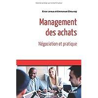 Management des achats - Négociation et pratique