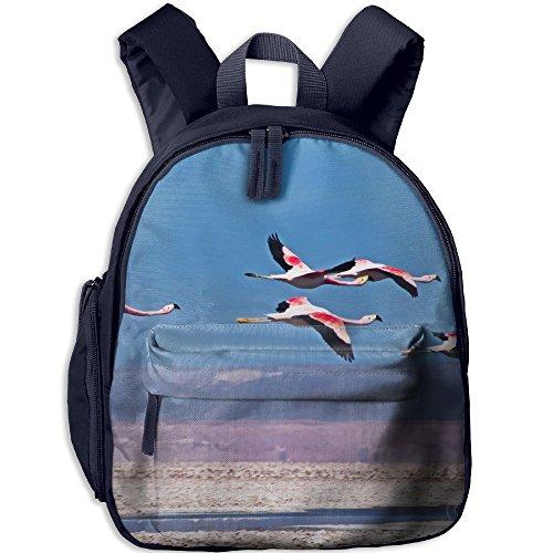 Andean Flamingo Unisex-child Funny Shoulder Bag Printed Kids School Book (Andean Flamingo)