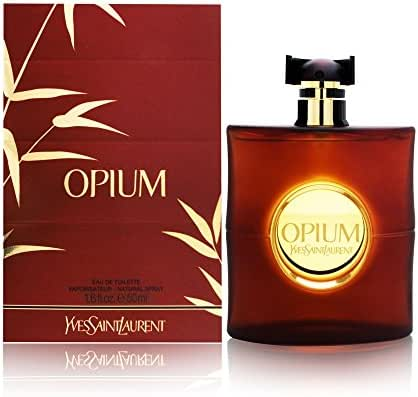 Opium for Women Eau de Toilette Natural Spray 50ml. 1.6 FL. OZ.