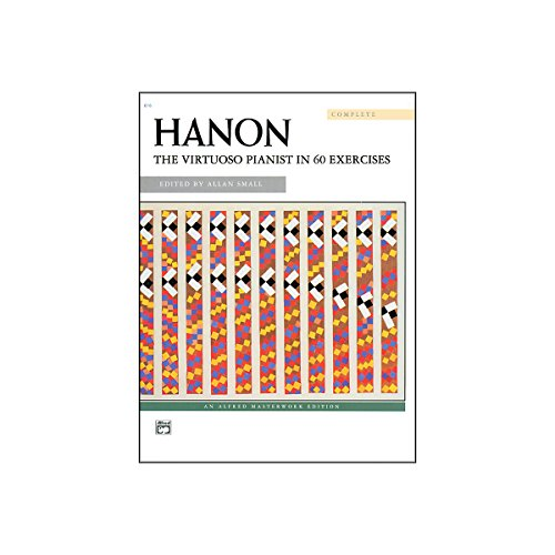 Hanon Exercises Piano - Hanon: The Virtuoso Pianist in 60 Exercises