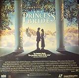 THE PRINCESS BRIDE - laser disc