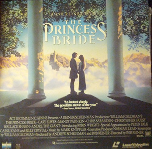 an analysis of the protagonist in the novel the princess bride by william goldman The methodology used is that of narrative analysis, both in a qualitative and  interpretative  the script of the princess bride, based on goldman's original  novel  william goldman's unique use of language, as the characters' basic  source of.