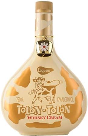 Licores y Cremas - Tolon-Tolon Whisky Cream 70 cl