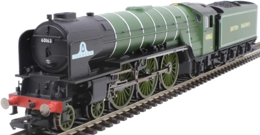 Hornby- BR 4-6-2 Peppercorn Class A1 'Tornado'(with Sound) Locomotora, Multicolor (R3663TTS)