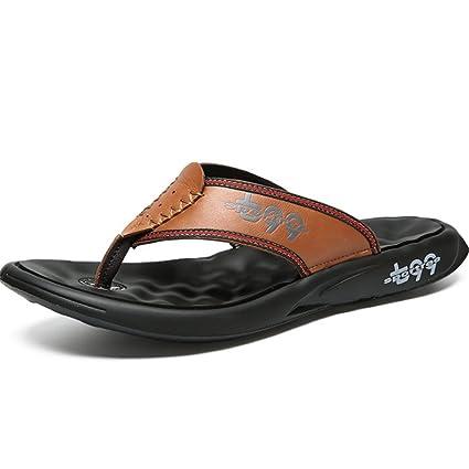 YoiGn Sandalo da Uomo Scarpe semplici Scarpe da Barca