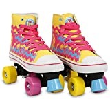 Roces Soy Luna Roller Skate with Sneakers Shoe Size 30-31