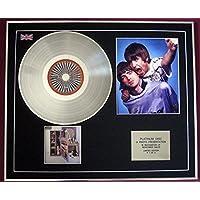 OASIS - Disco de platino + foto