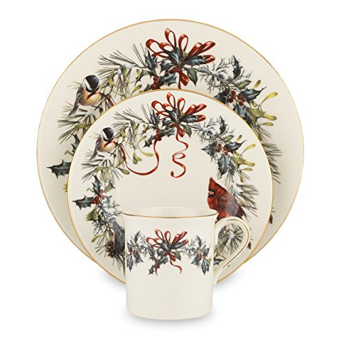 Lenox Winter Greetings 12 Piece Set by Lenox