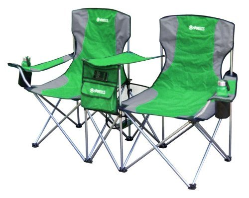GigaTent Side By Side Chair Green [並行輸入品]   B06XFX7J9R